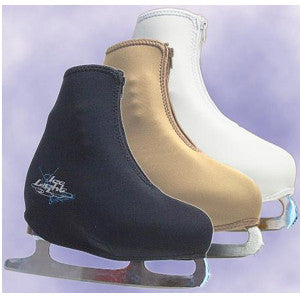 Details about  /1 Pair Durable Elastic Unisex Ice Figure Skate Boots Cover Protector