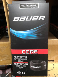 Bauer Core NLP7 Hockey Neck Guard