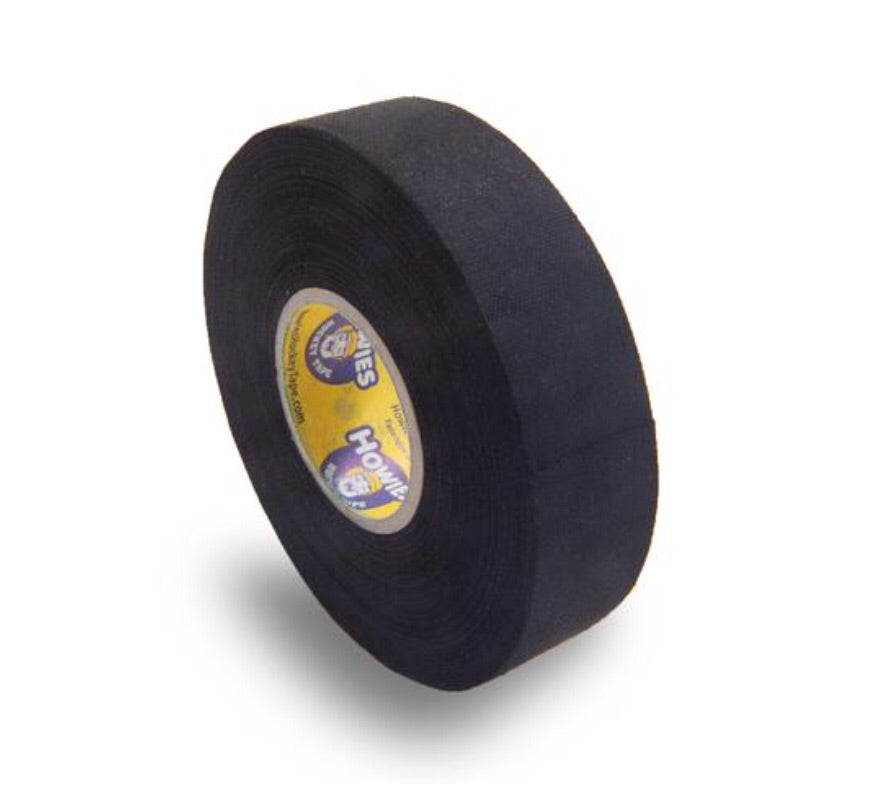 Howies Black or White Cloth Hockey Tape