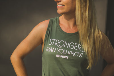 Stronger Than You Know