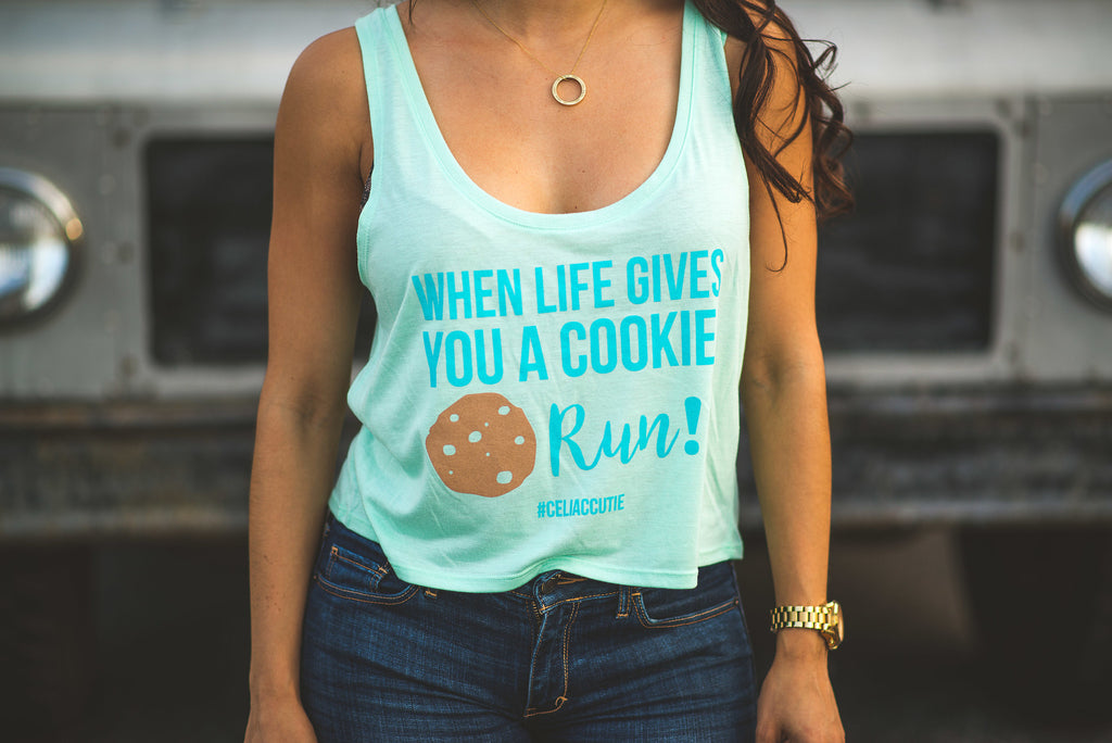 Mint Cookie Tank