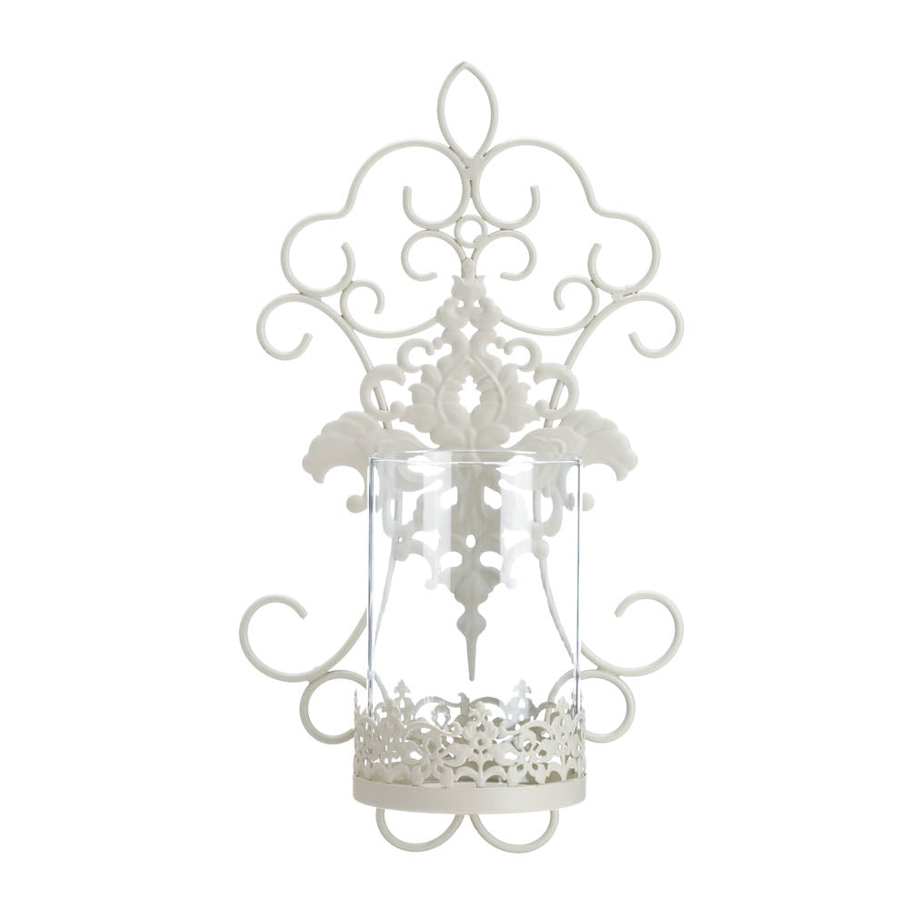Romantic Lace Wall Sconce (Single)