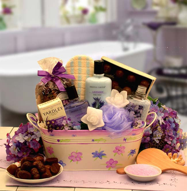 Tranquility Spa Gift Set