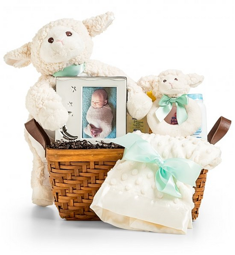 Little Lamb Baby Gift Set