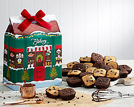 Belgian Chocolate Brownie Holiday Collection
