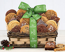 Baked Sweet Selection Gift Basket- Available 11/10/2020