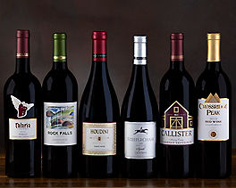 California Red Wine Collection