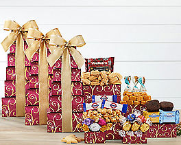 Chocolate and Sweets Tower (3-Pack)