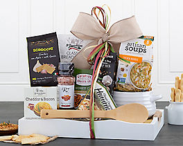 Soup's On Gift Basket