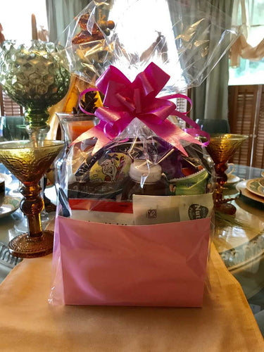 Lovely Gestures Healthier Choice Gift Basket