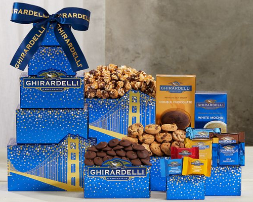 Ghirardelli Tower