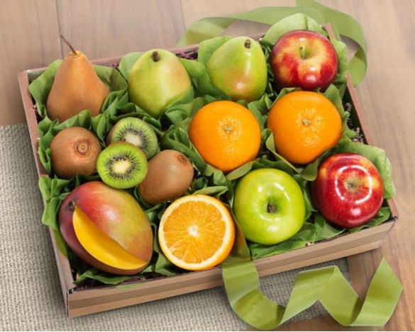 Organic Deluxe Fruit Collection