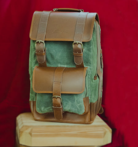 Everywhere Laptop Backpack - Bad Elf (2 Issues)