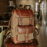 Everywhere Laptop Backpack Tan