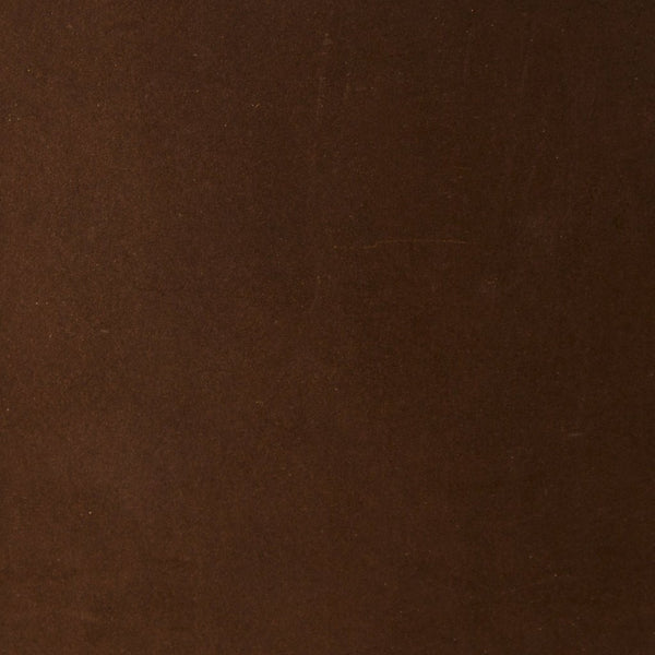 Full Grain Leather Swatch in Dark Brown, Surgeon