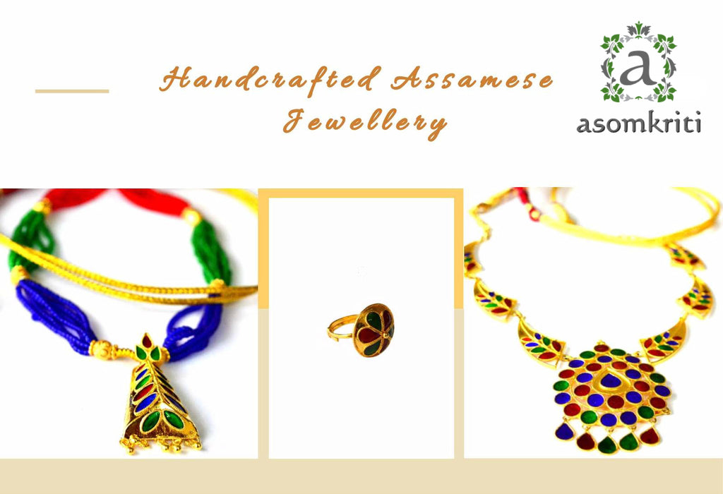 TRADITIONAL ASSAMESE JEWELLERY
