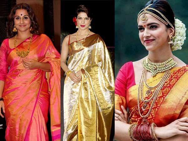 Love stories of our Bollywood Divas and Sarees