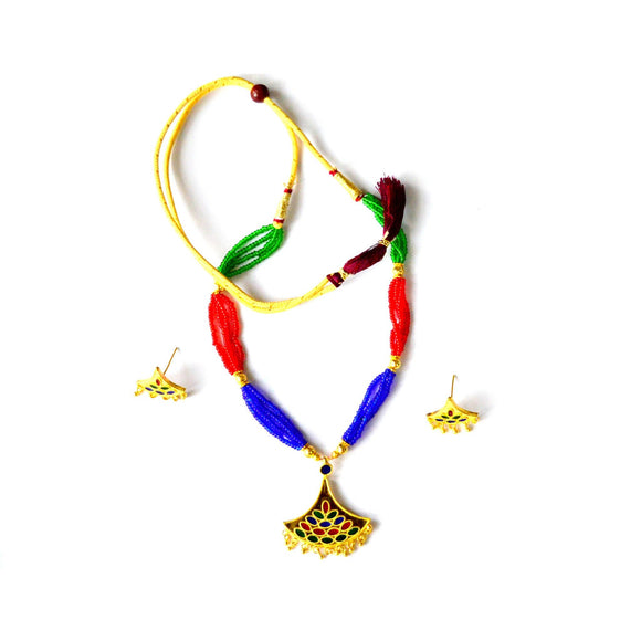 Gagori Set Assamese Jewellery