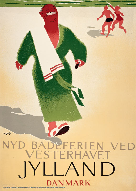 Poster by Permild og Rosengreen