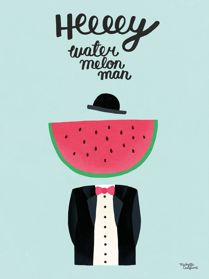 Water Melon Man