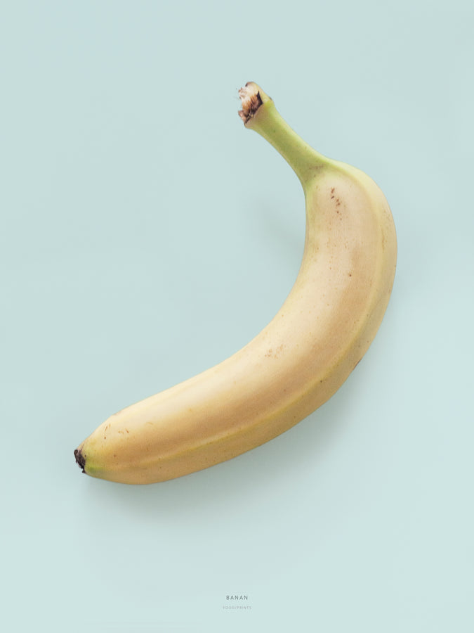 Banan Light Blue