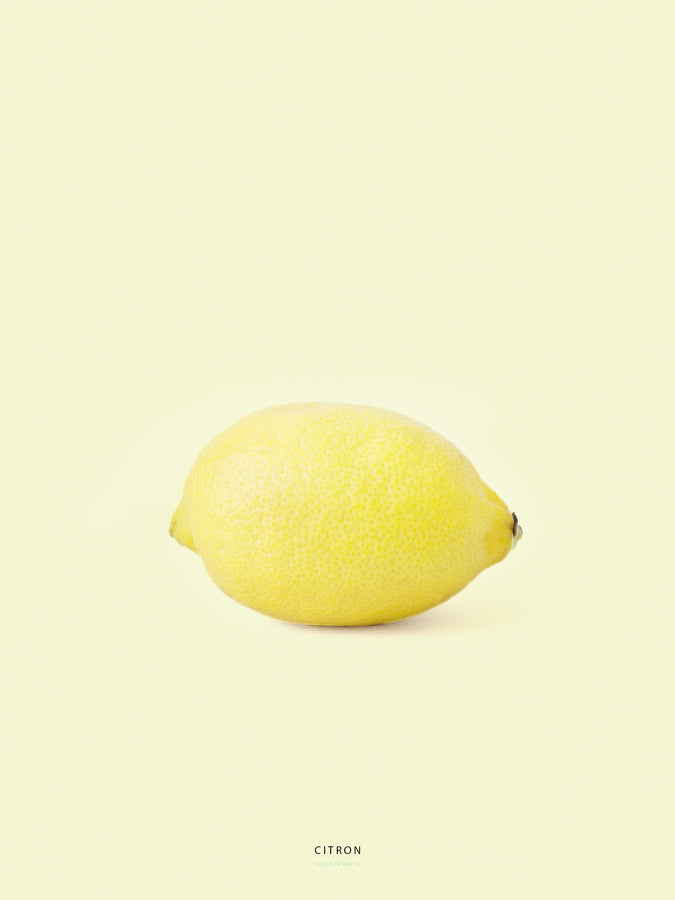 Lemon - Yellow