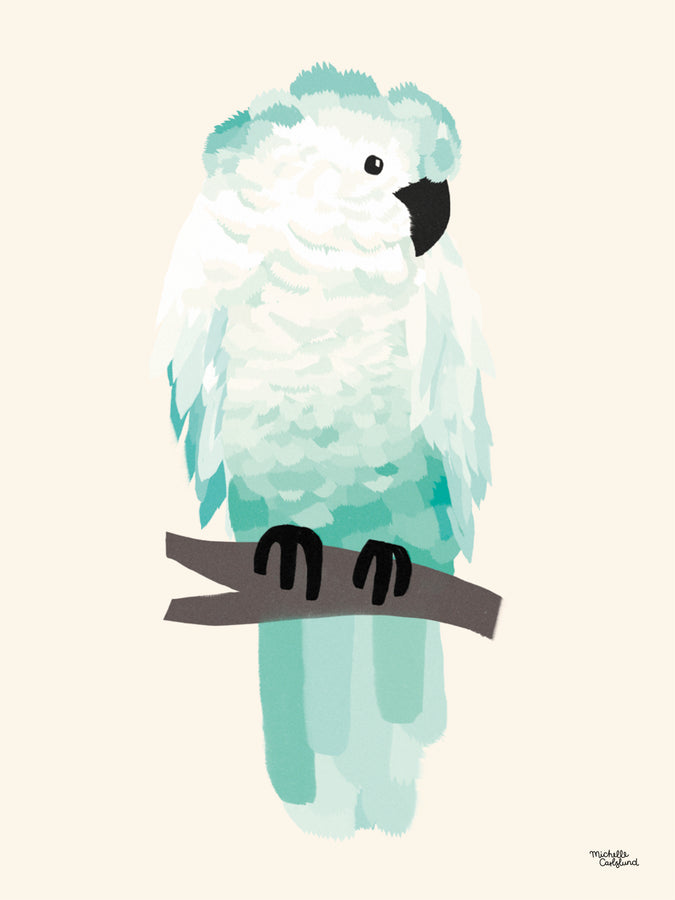 Green Cockatoo
