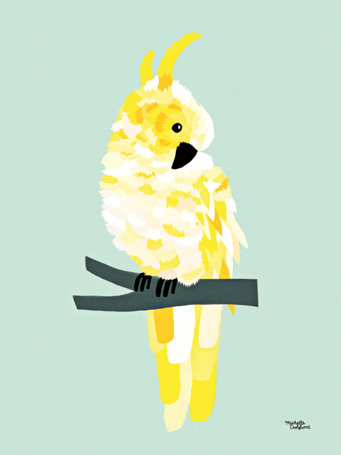 Yellow Cockatoo