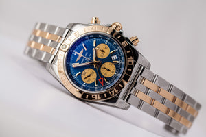 The Breitling Chronomat 44 GMT<br>A Short Video Hommage