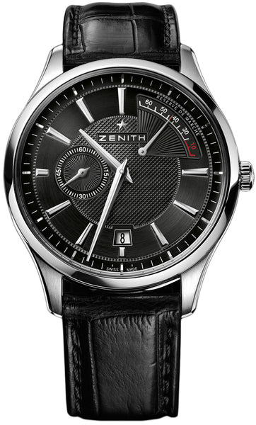 Zenith Captain Power Reserve - The Luxury Well