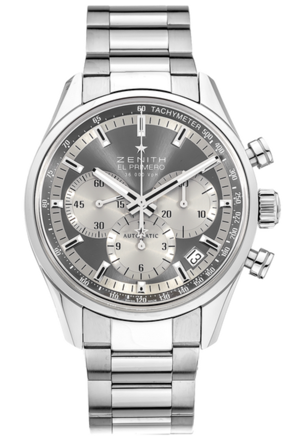 Zenith El Primero Chronograph - The Luxury Well