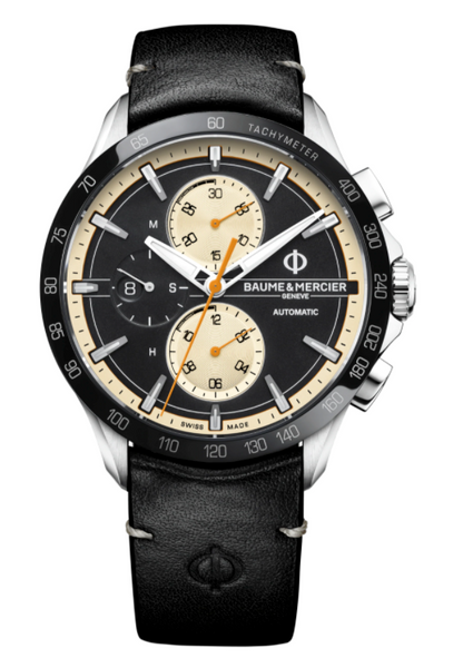 Baume & Mercier Clifton Club Chronograph Stainless