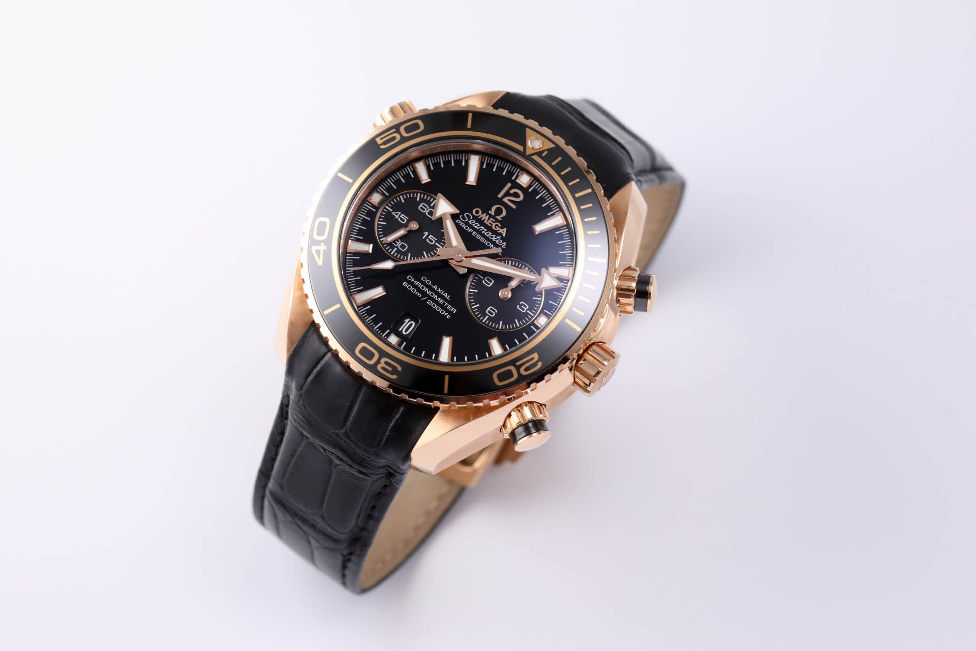 Omega Seamaster Planet Ocean 600m Co-Axial Chronograph 45.5mm