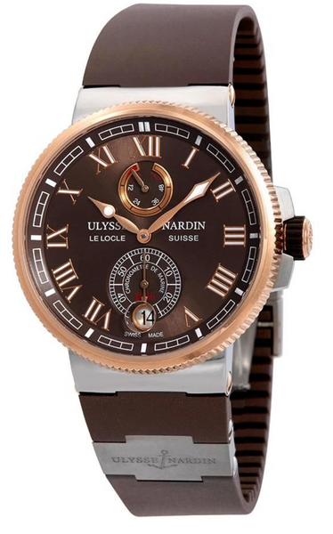 Ulysse Nardin Marine Chronometer Manufacture - The Luxury Well