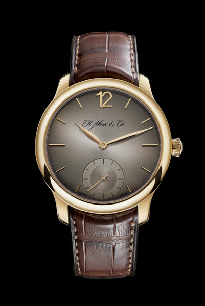 H.Moser & Cie. Endeavour Small Seconds Fumé Dial - The Luxury Well