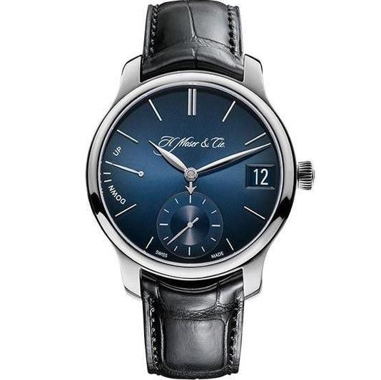 H.Moser & Cie. Endeavour Perpetual Calendar Platinum 40.8mm - The Luxury Well