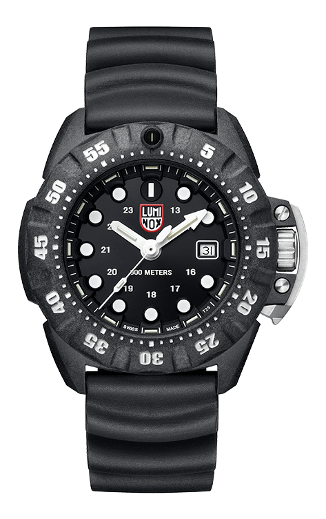Luminox SCOTT CASSELL DEEP DIVE Ref. 1551 - The Luxury Well