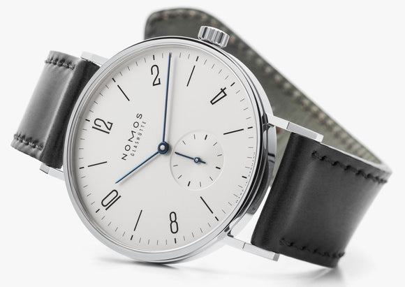 NOMOS Tangente 38 with Display Back Ref. 164 - The Luxury Well