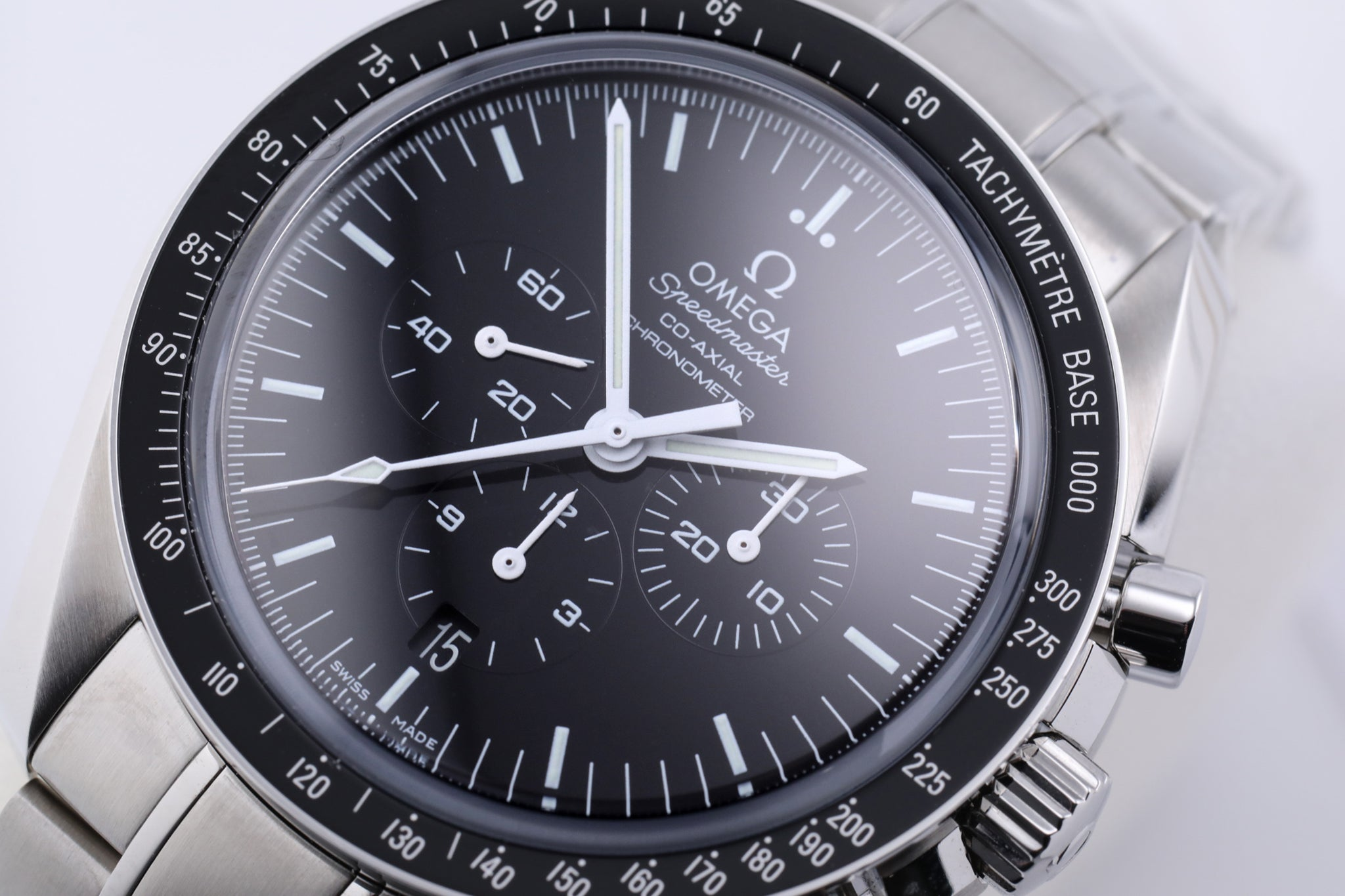 Omega Speedmaster Co-Axial Enamel Dial Limited Edition