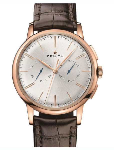 Zenith Elite Chronograph Classic - The Luxury Well