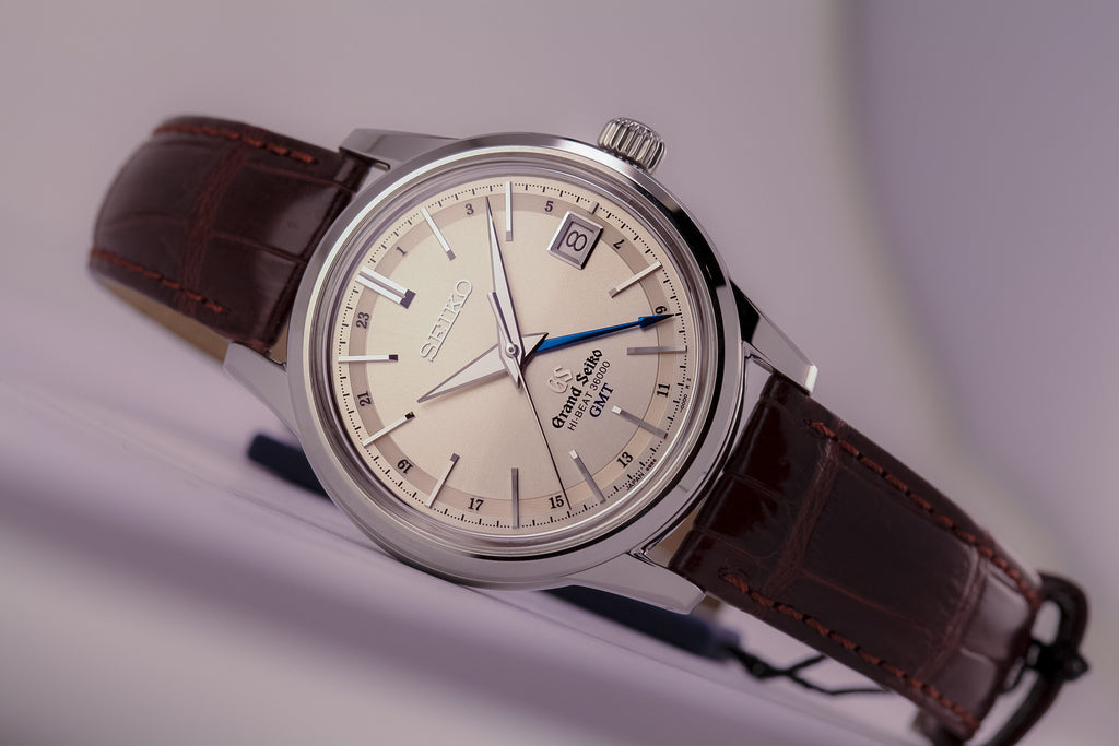 Grand Seiko Automatic Hi Beat GMT