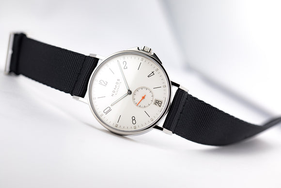 Nomos Ahoi Date, Stainless Automatic, 40.3mm - The Luxury Well