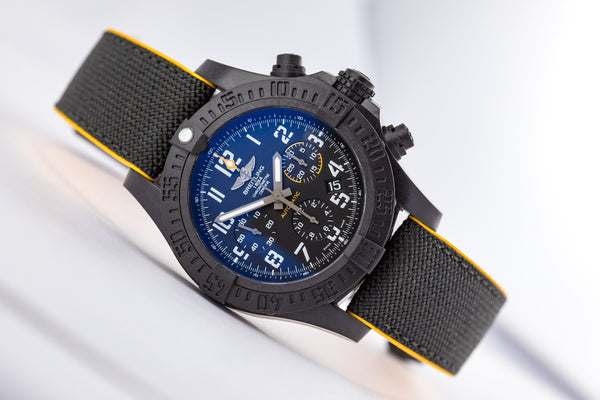 Breitling Avenger Hurricane 45 - The Luxury Well