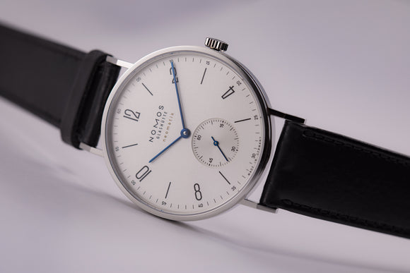 Nomos Tangente Neomatik 39, Stainless Steel, Automatic - The Luxury Well