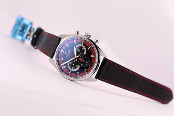 Zenith El Primero Limited Edition Red 36,000 VpH - The Luxury Well