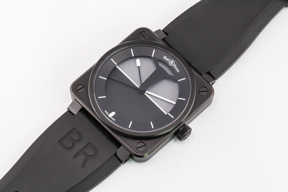 Bell & Ross Limited Edition BR01 Horizon - The Luxury Well