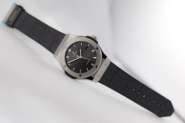 Hublot Classic Fusion Grey Dial Automatic - The Luxury Well