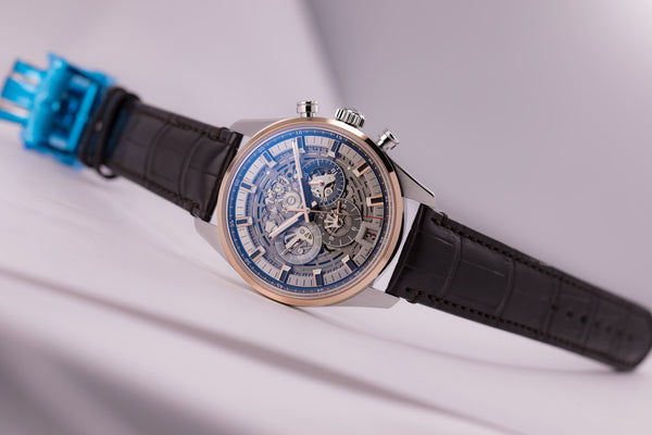 Zenith Chronomaster El Primero Full Open 42 Edition - The Luxury Well