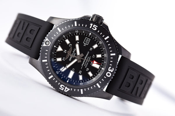 Breitling Superocean 44 Special Black - The Luxury Well