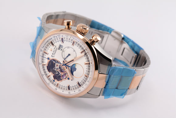 Zenith El Primero Chronomaster Grande Date Ref. 51.2160.4047/01.M2160 - The Luxury Well